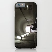iPhone & iPod Case featuring Light Below by bknyn