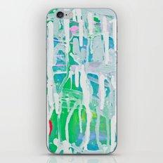 Pool Reflection iPhone & iPod Skin