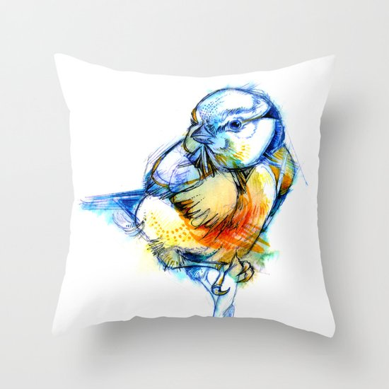 Little Claws Throw Pillow
