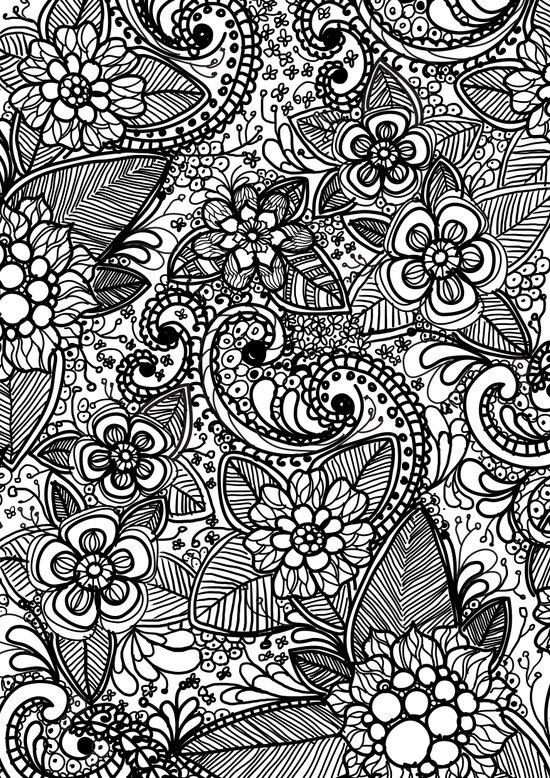 Flower Fountain Art Print