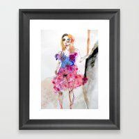 Study #35 Framed Art Print