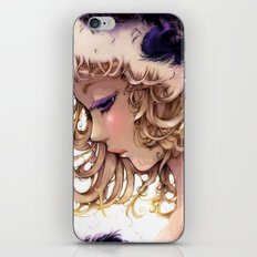 Les plumes... iPhone & iPod Skin