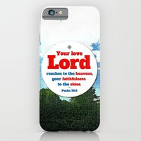 Love to the Heavens iPhone 6 Slim Case