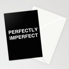 PERFECTLY IMPERFECT Stationery Cards