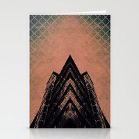 Graphic Building Stationery Cards