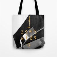 Counting… Tote Bag