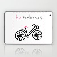Bicitecleando Laptop & iPad Skin
