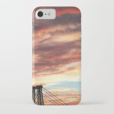 Sunsets Over Brooklyn iPhone 7 Slim Case