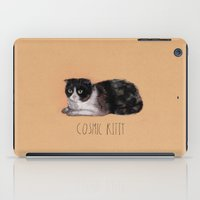 Cosmic Kitty iPad Case