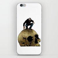 Leroy And The Giant's Gi… iPhone & iPod Skin