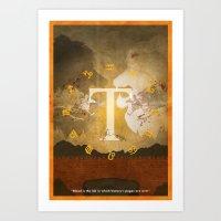 Vintage FF Poster: Final… Art Print