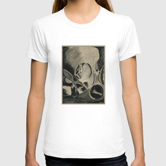 Skull in Scrapyard T-shirt