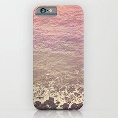 Rocky Beach Retro iPhone 6 Slim Case