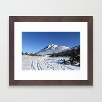 Glen Alps Framed Art Print