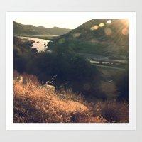 California Dreaming (3) Art Print