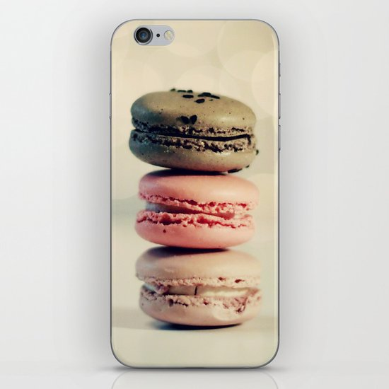 macarons . . . iPhone & iPod Skin