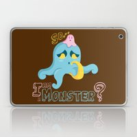 So... I Am A Monster? Laptop & iPad Skin