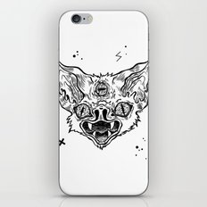 It's bat iPhone & iPod Skin