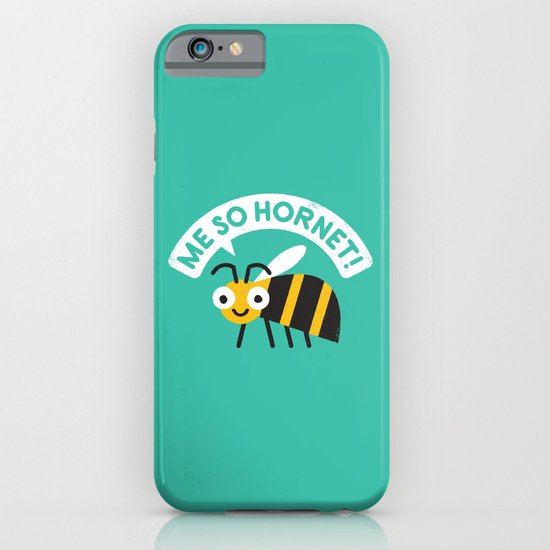 Full Metal Yellow Jacket iPhone & iPod Case