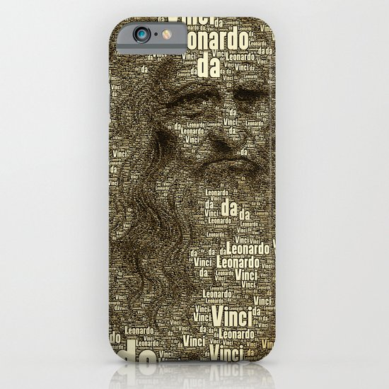 Leonardo da Vinci iPhone & iPod Case