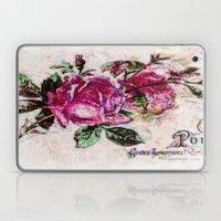Poster Rose2 Laptop & iPad Skin