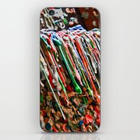 Gum Alley iPhone & iPod Skin