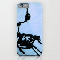 Bird On Blue iPhone 6 Slim Case