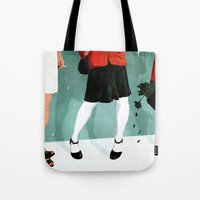Three Marlenas Tote Bag
