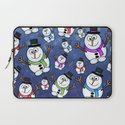 Frosties The Snowmen. Laptop Sleeve