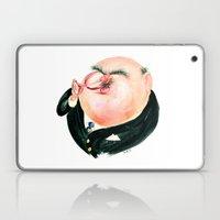 Wine Snob No.2 Laptop & iPad Skin