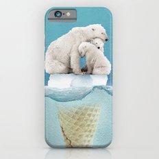 polar ice cream cap 02 Slim Case iPhone 6s