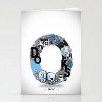O DOKS Stationery Cards