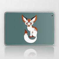 Mysterious Fox Laptop & iPad Skin