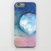 iPhone & iPod Case featuring PASTEL MOON by VIAINA
