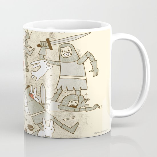 Bad Tempered Rodents Mug
