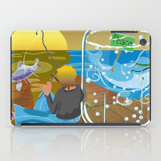 Fish Tales iPad Case
