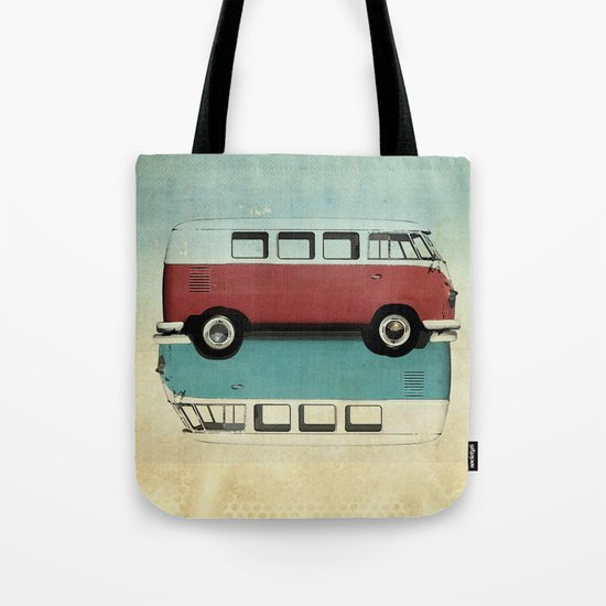 Kombi Ying and Yang Tote Bag