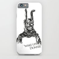 iPhone & iPod Case featuring Donnie Darko by Altay