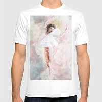 Float Mens Fitted Tee White SMALL