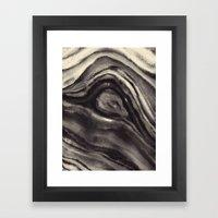 Abstract bwv 01 Framed Art Print