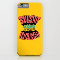 The Grease That Moves The Industry iPhone 6 Slim Case