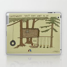 Tree Fort Laptop & iPad Skin