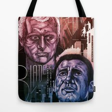 Blade Runner 30th anniversary Tote Bag