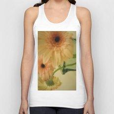 baby-pink daisy-petals ~ flowers Unisex Tank Top