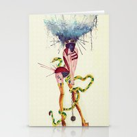 Electra Stationery Cards