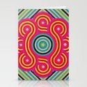 Cosmic Vibrations Within Stationery Cards