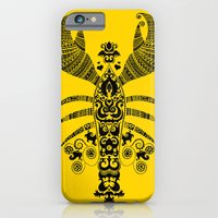 iPhone & iPod Case featuring 17th Century Lobster by Farnell