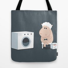 Wool wash Tote Bag