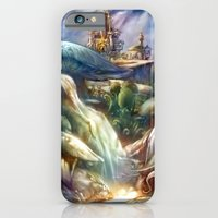 iPhone & iPod Case featuring Elfindor by Roland Mechael
