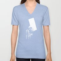 Dark Room #1 Unisex V-Neck